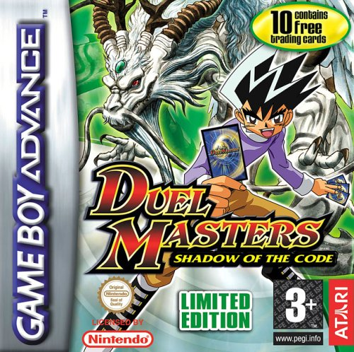 Duel Masters - Shadow Of The Code (E)(Rising Sun)
