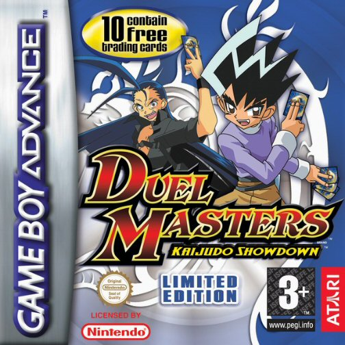 Duel Masters - Kaijudo Showdown (E)(Endless Piracy)