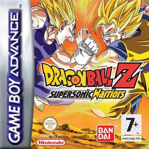 dragon ball advanced adventure game boy advance