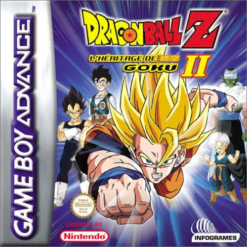 Dragon Ball Z - The Legacy of Goku II (E)(Eurasia)