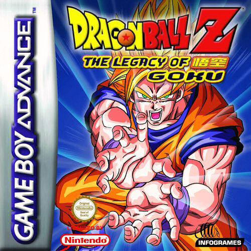 Dragon Ball Z - The Legacy of Goku (E)(Polla)