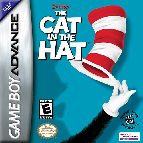 Dr. Seuss' - The Cat in the Hat (U)(Eurasia)