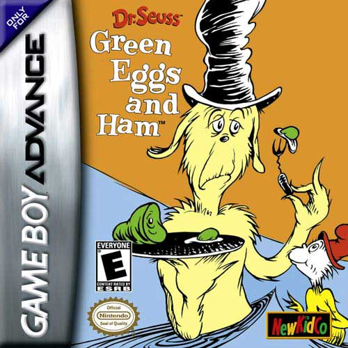 Dr Seuss - Green Eggs and Ham (U)(Mode7)