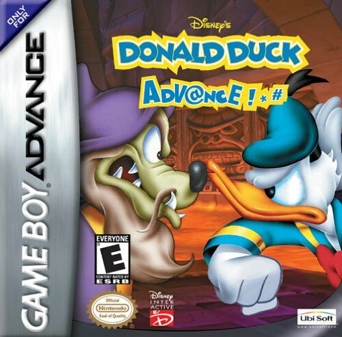 Donald Duck Advance (U)(Independent)