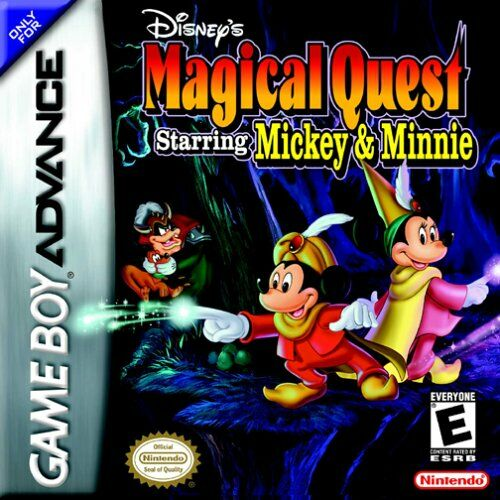 Disney's Magical Quest Starring Mickey and Minnie (U)(Eurasia)