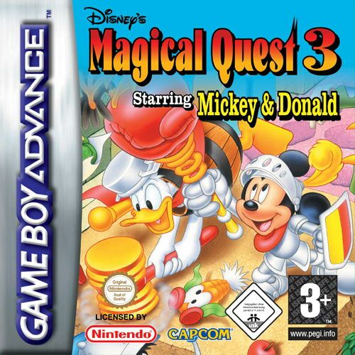 Disney's Magical Quest 3 Starring Mickey and Donald (E)(Rising Sun)