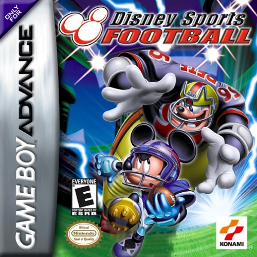 Disney Sports Football (U)(GBATemp)