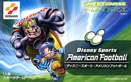 Disney Sports American Football (J)(Patience)