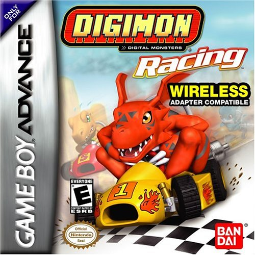 Digimon Racing (U)(Chameleon)