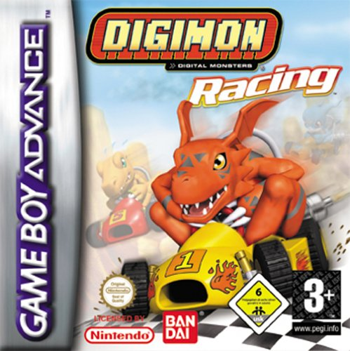 Digimon Racing (E)(Rising Sun)