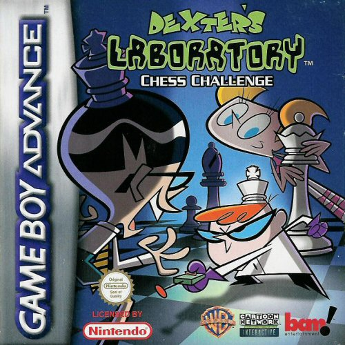 Dexter's Laboratory - Chess Challenge (E)(Independent)