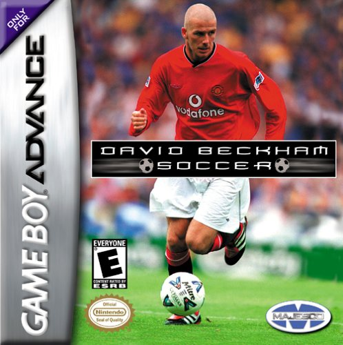 David Beckham Soccer (U)(Independent)