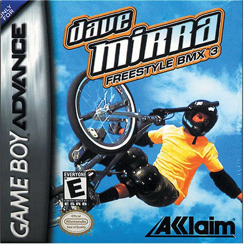 Dave Mirra Freestyle BMX 3 (U)(Menace)