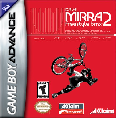Dave Mirra Freestyle BMX 2 (U)(Venom)