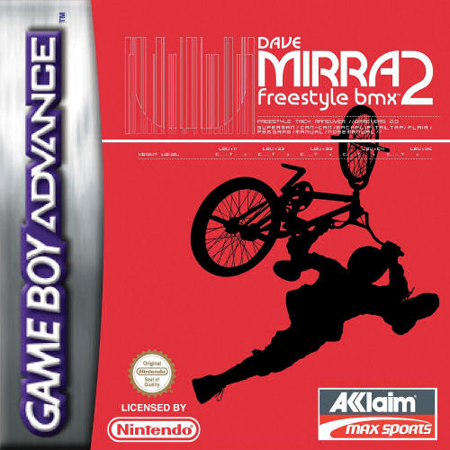 Dave Mirra Freestyle BMX 2 (E)(Rocket)