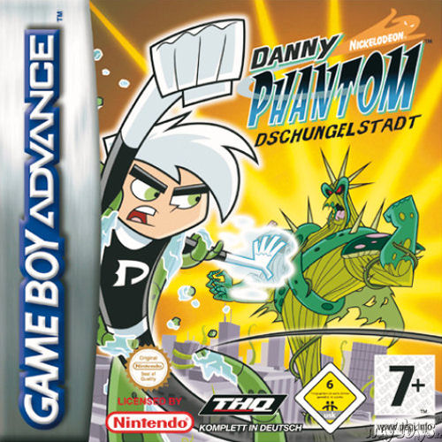 Danny Phantom - Dschungelstadt (G)(Lightforce)