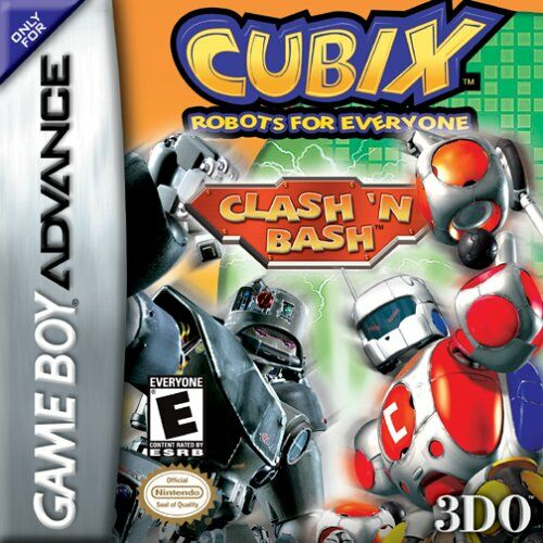 Cubix - Robots for Everyone - Clash 'n Bash (U)(Venom)