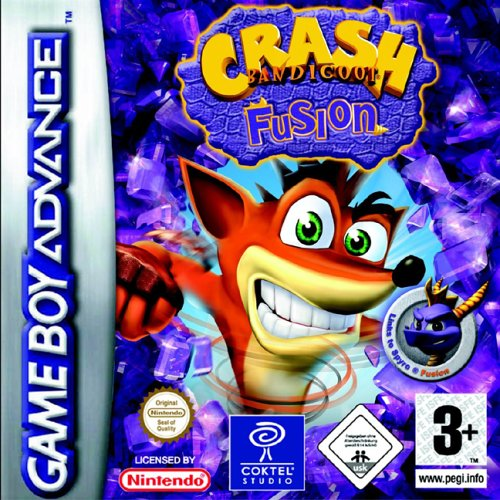 Crash Bandicoot Fusion (E)(Rising Sun)