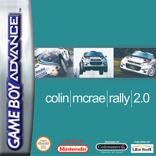 Colin McRae Rally 2.0 (E)(QUARTEX)