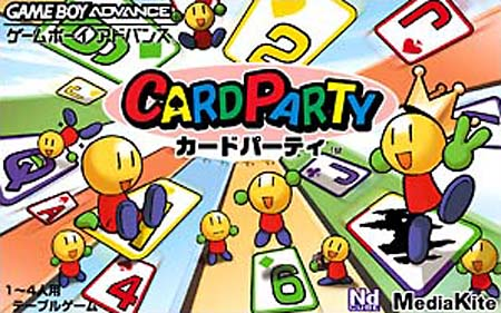 Card Party (J)(Evasion)