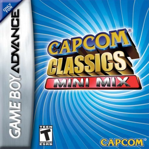 Capcom Classics - Mini Mix (U)(Rising Sun)