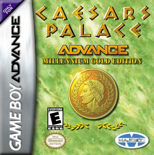 Caesar's Palace Advance - Millennium Gold Edition (U)(Mode7)