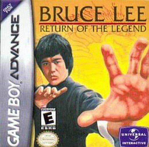 Bruce Lee - Return of the Legend (U)(Independent)