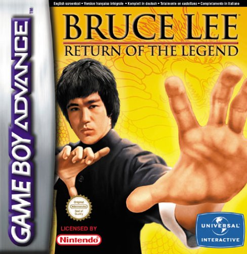 Bruce Lee - Return of the Legend (E)(Venom)