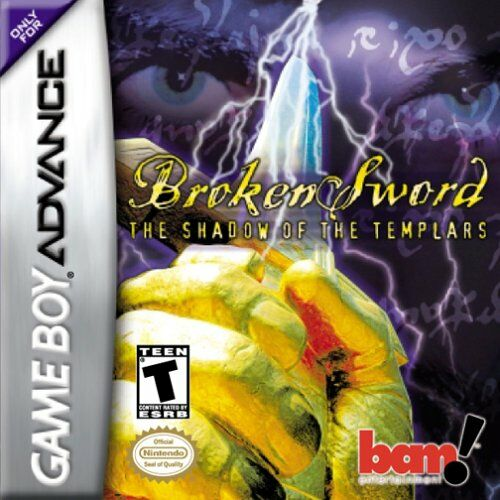 Broken Sword - The Shadow of the Templars (U)(Nobody)