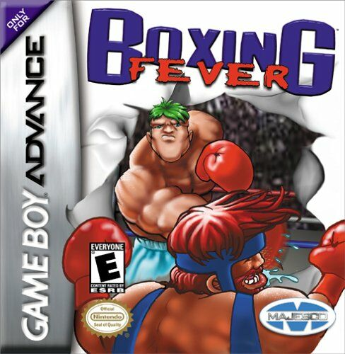 Boxing Fever (U)(Lightforce)