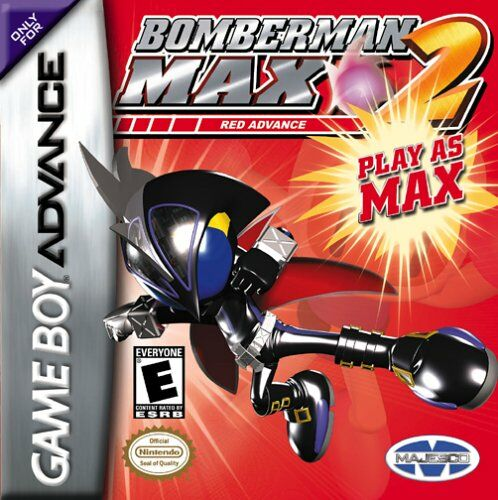 Bomberman Max 2 Red Advance (U)(Mode7)