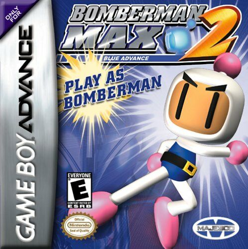 Bomberman Max 2 Blue Advance (U)(Mode7)