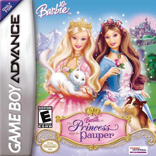 Barbie as the Princess and the Pauper (U)(Chameleon)