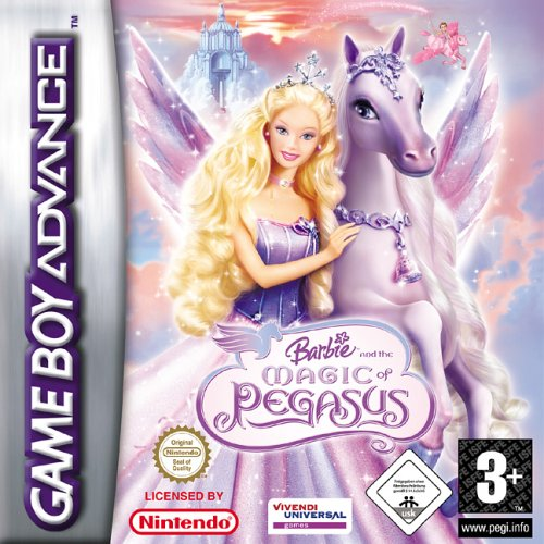 Barbie and The Magic of Pegasus (E)(Rising Sun)