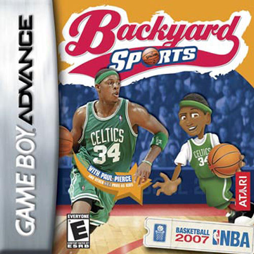 [ Gba ]; Backyard Sports Basketball 2007 (U)(Rising Sun)