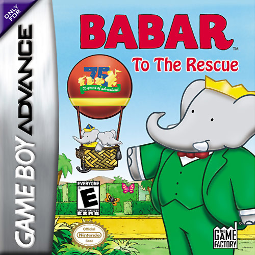 Babar - To the Rescue (U)(Trashman)