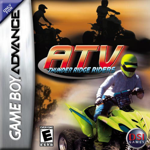 ATV - Thunder Ridge Riders (U)(Sir VG)