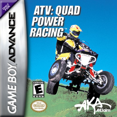 ATV - Quad Power Racing (U)(Eurasia)