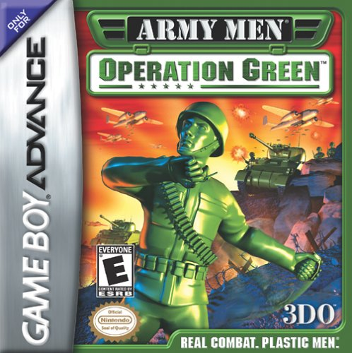 Army Men - Operation Green (U)(Menace)