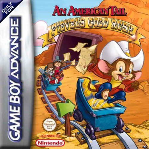 An American Tail - Fievel's Gold Rush (E)(Lightforce)