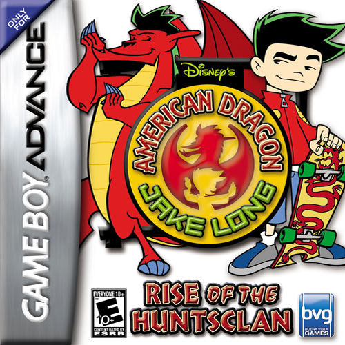 American Dragon - Jake Long (U)(Rising Sun)