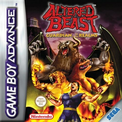 Altered Beast - Guardian of the Realms (E)(TrashMan)