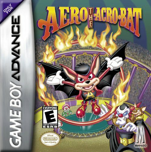 Aero The Acro-Bat - Rascal Rival Revenge (U)(Mode7)