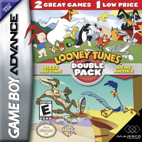 2 in 1 - Looney Tunes Double Pack (U)(Sir VG) Game