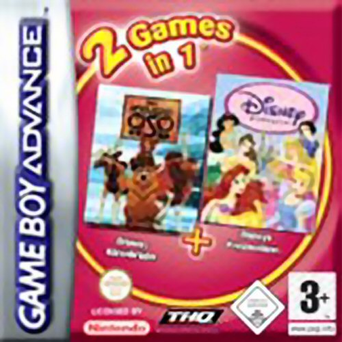 2 in 1 - Hermano Oso & Disney Princesas (S)(Independent) Game