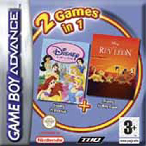 2 in 1 - El Rey Leon Y Disney Princesas (S)(Independent) Game