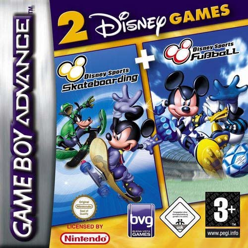 2 in 1 - Disney Sportpack (E)(Rising Sun) Game