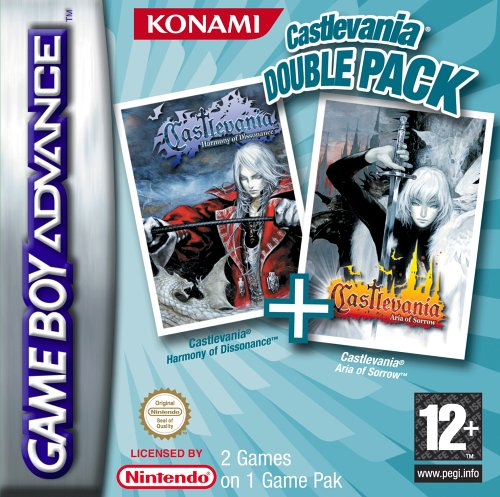 2 in 1 - Castlevania Double Pack (E)(Rising Sun) Game