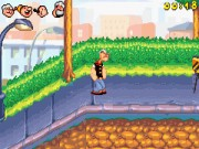 Popeye : Rush for Spinach Game