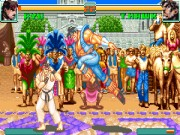 Super Street Fighter II X : Revival Game